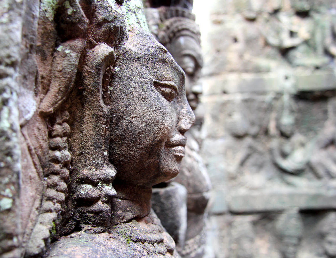 Terrace of the Leper King - Angkor