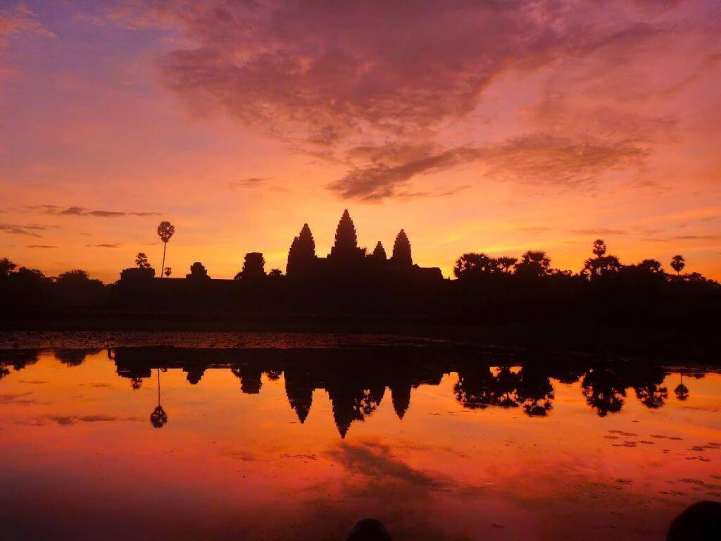 Angkor Wat, Cambodia   Photo: Clint Brimson