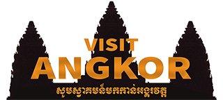 Visit Angkor Wat logo