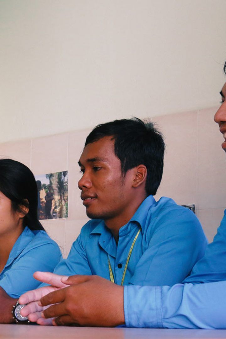 Chetra – Making a Difference in the Lives of Cambodian Girls