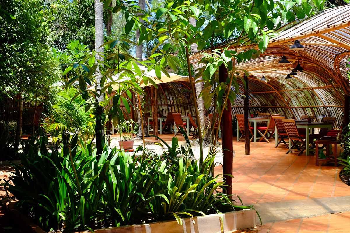 Patio Haven Restaurant Siem Reap