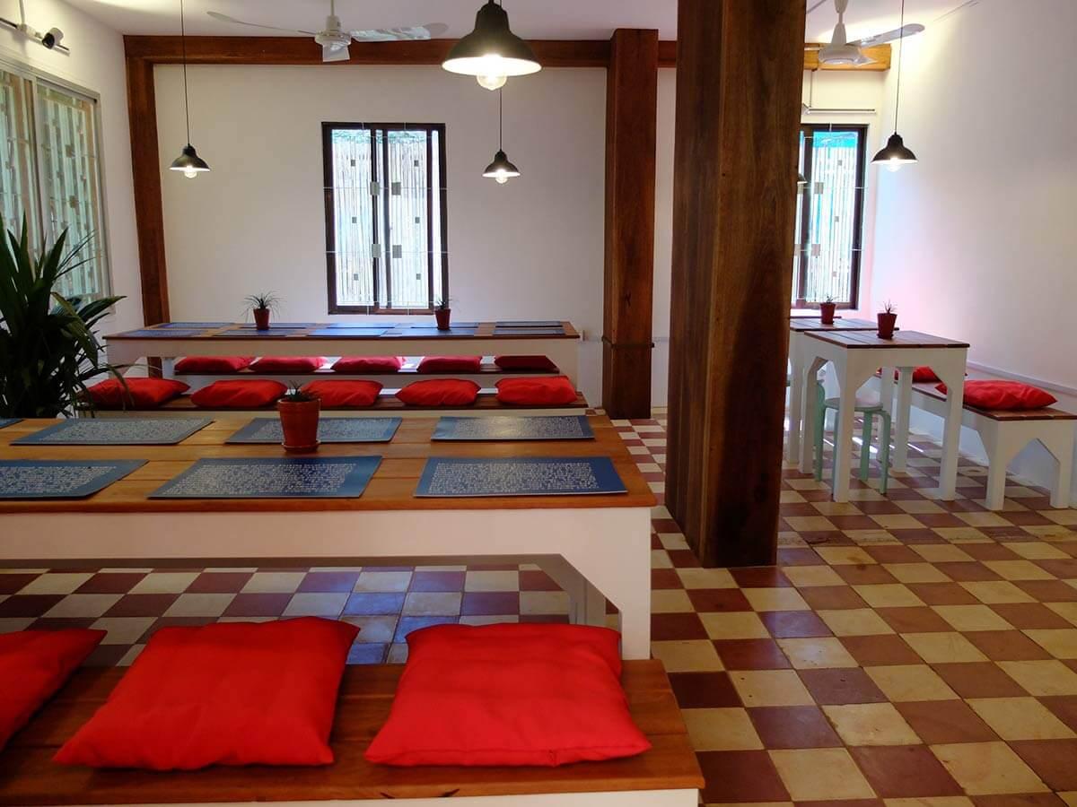 HAVEN Restaurant Siem Reap - Groundfloor