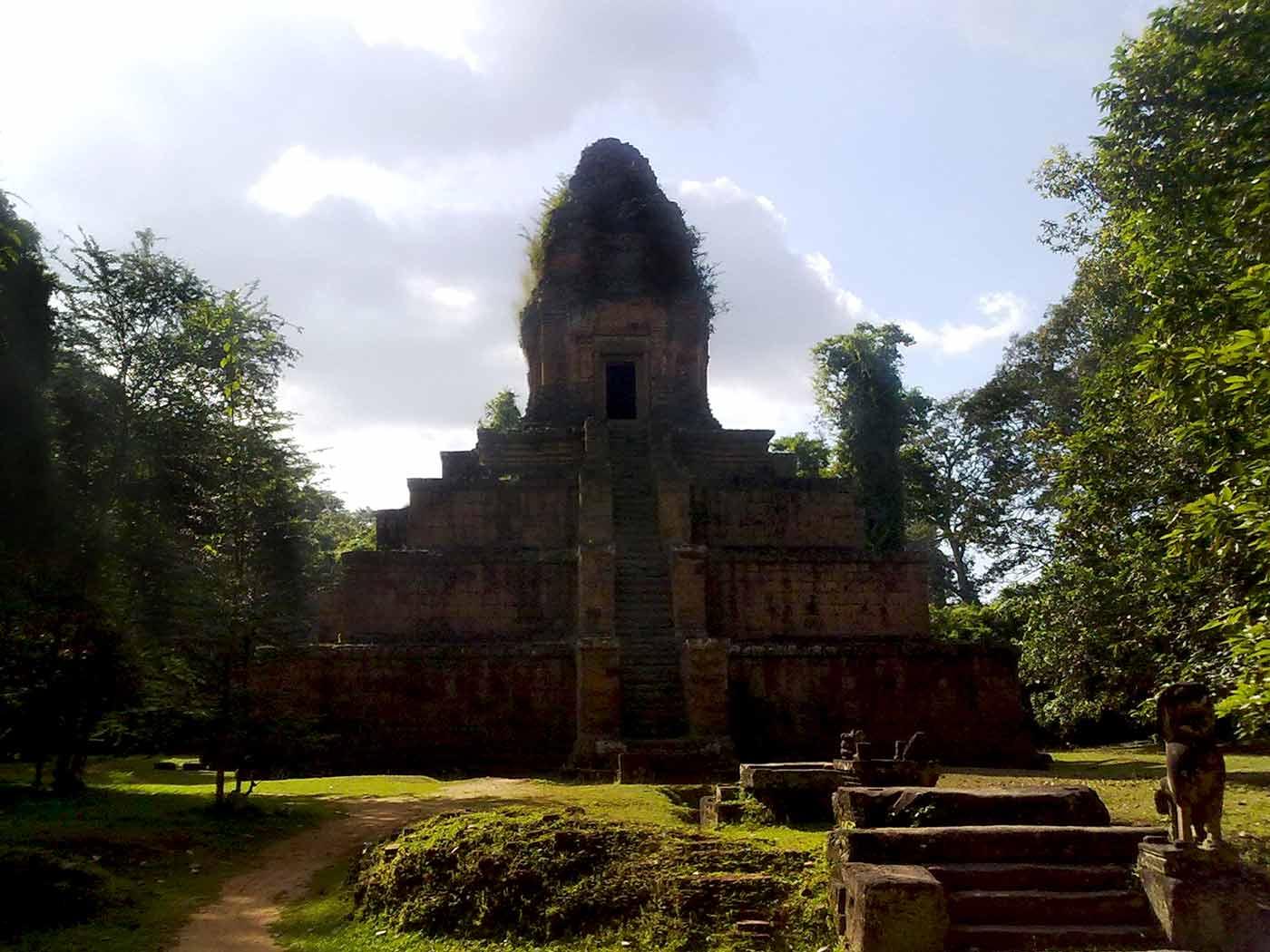 Baksei Chamkrong - Angkor Temple, Cambodia