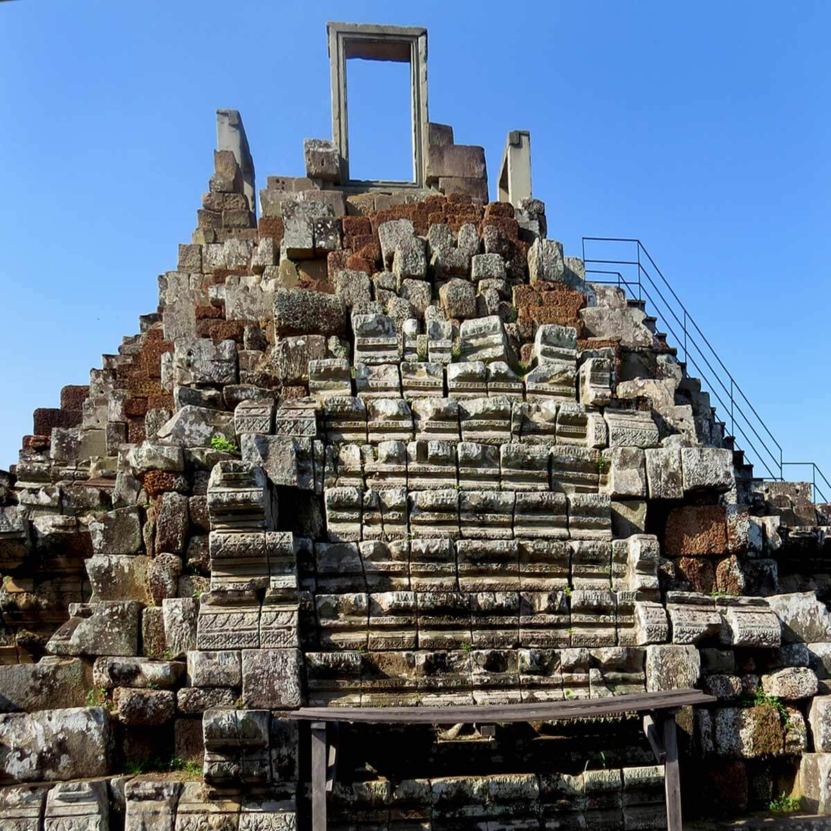 Baphuon Temple, Angkor- Cambodia