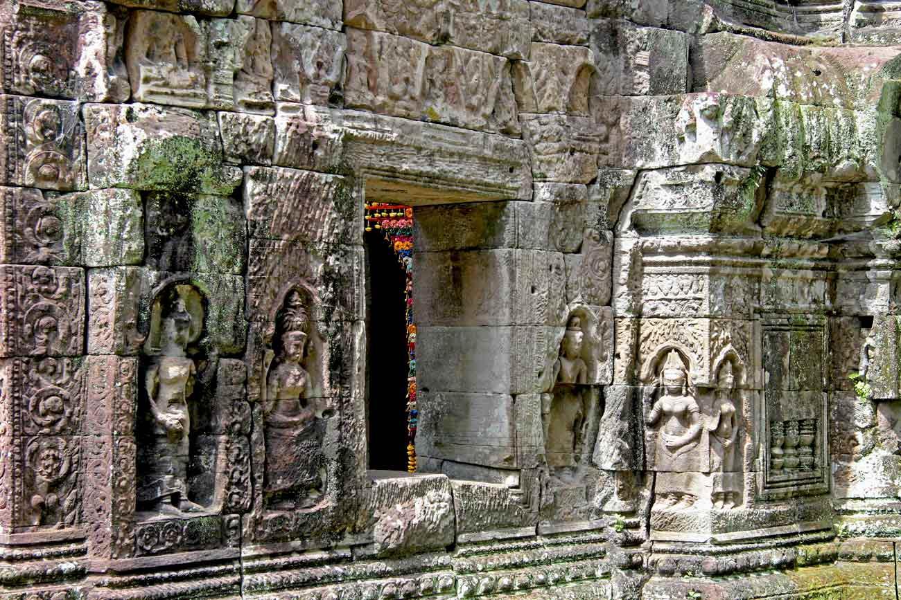 Krol Ko - Angkor Temple, Cambodia