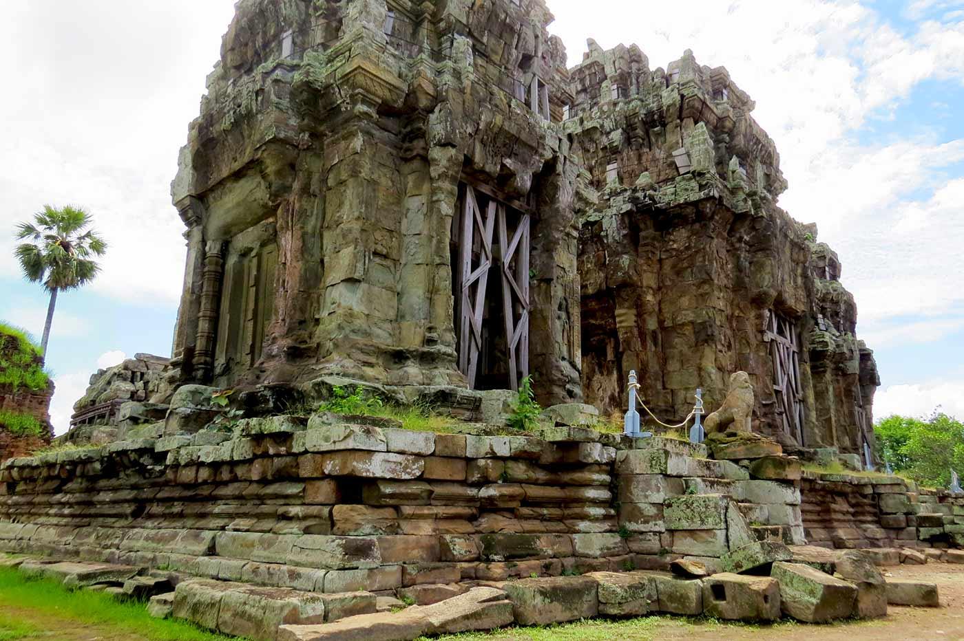 Phnom Krom, Angkor Temple