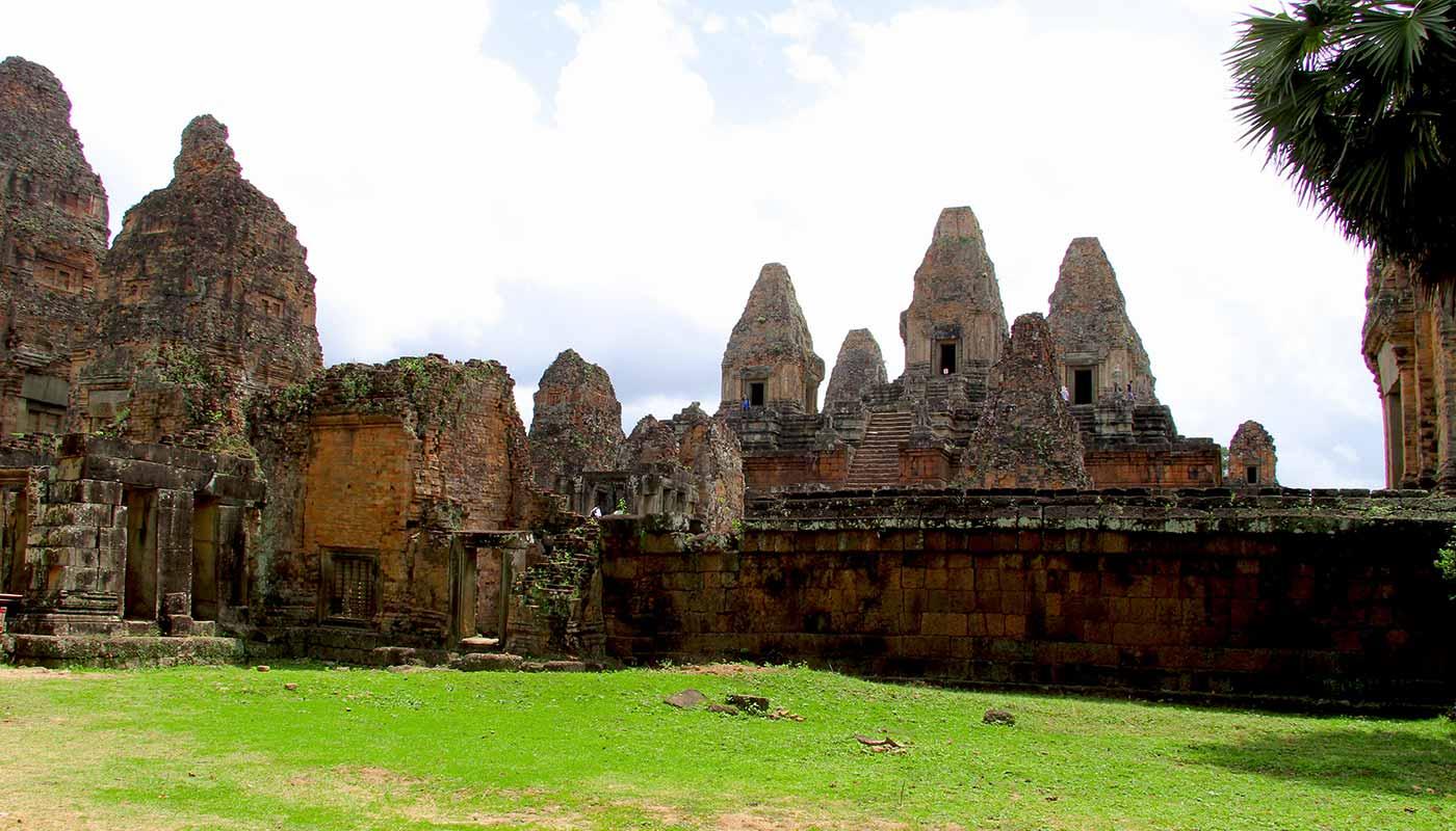 Pre Rup - Angkor Temple, Cambodia