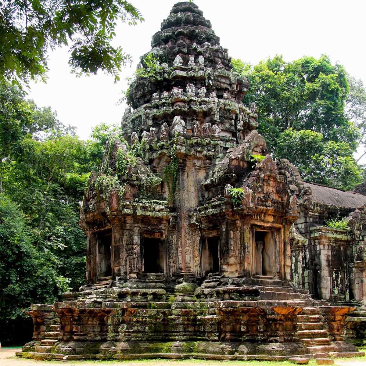 Thommanon, Angkor Temple - Cambodia