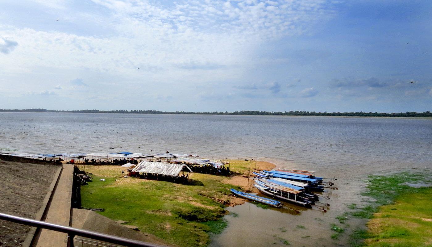 Western Baray, Siem Reap Cambodia