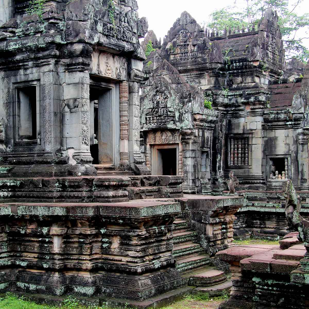 Banteay Samre, Angkor Temple - Cambodia