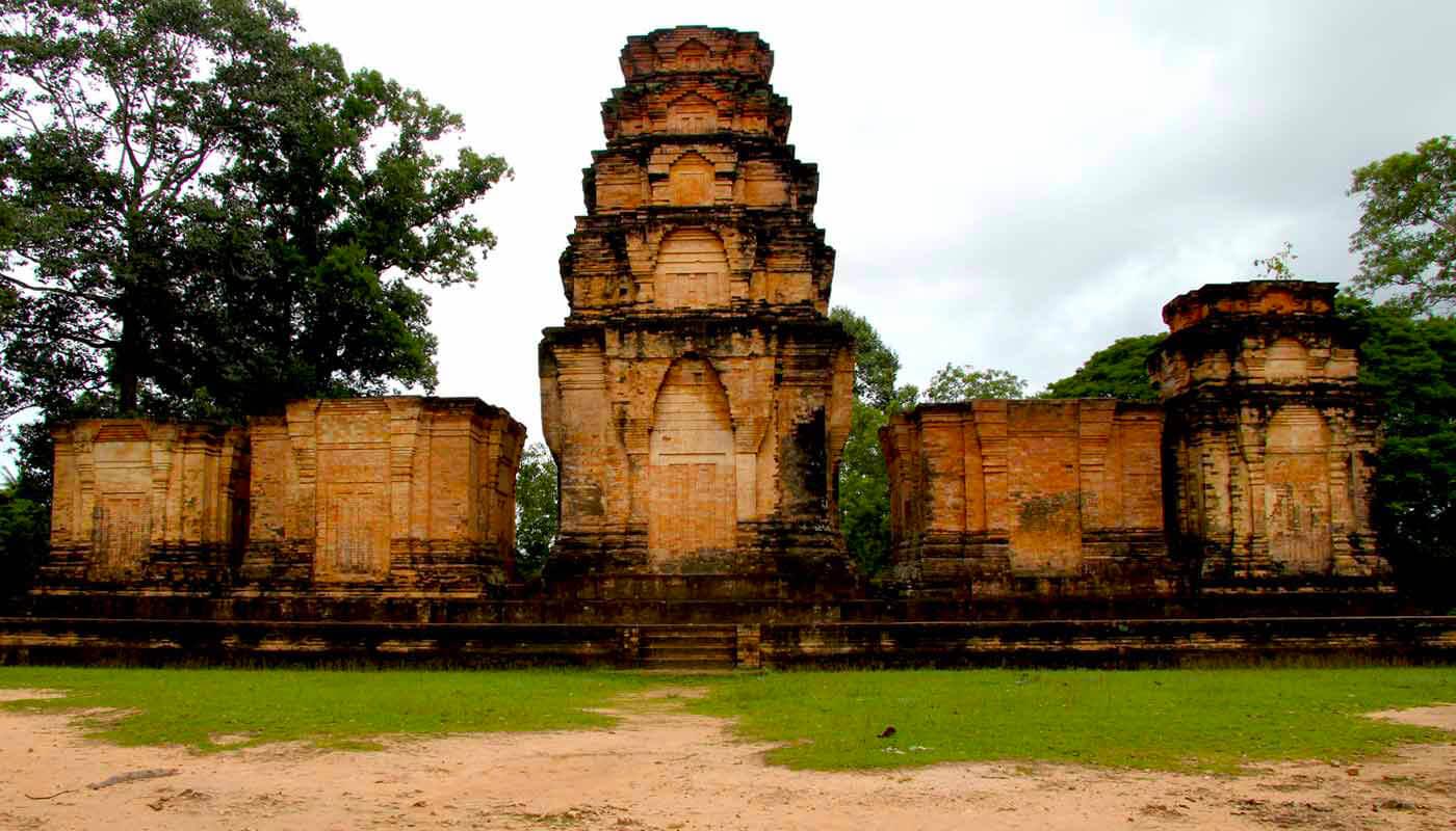 Prasat Kravan Temple- Angkor, Cambodia