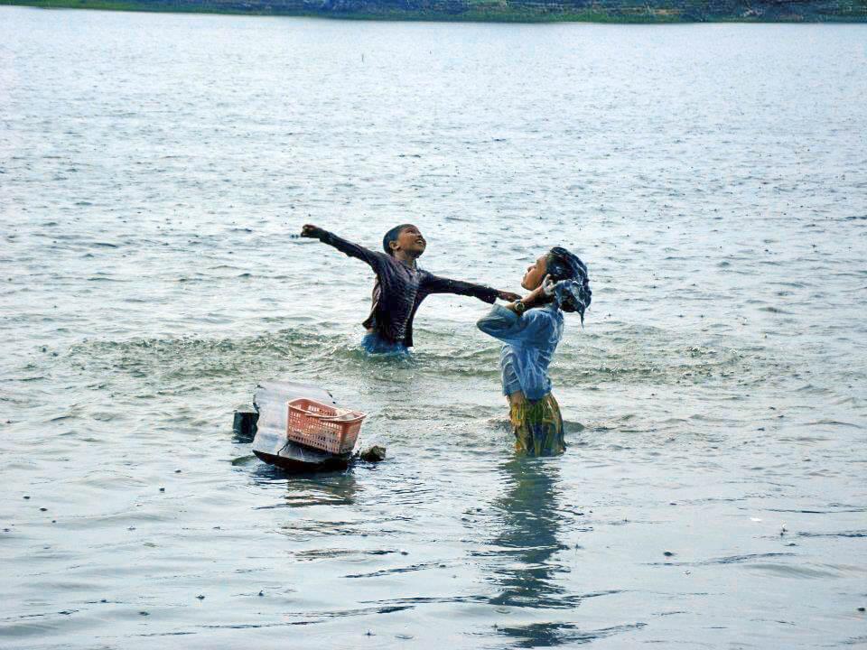 Srah Srang - Water Reservoir, Cambodia