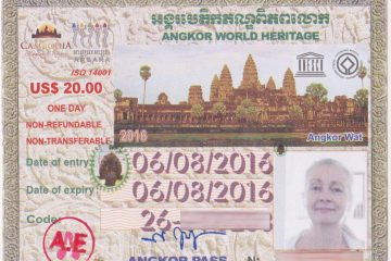 Angkor Ticket | one day pass