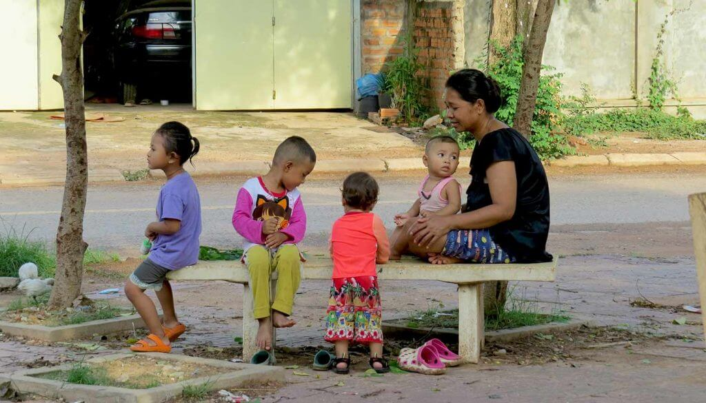 Family Siem Reap