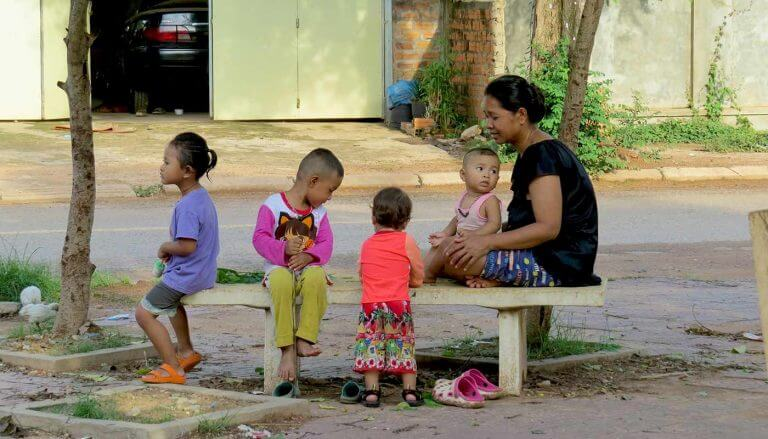 Siem Reap – Scenes of a City * Photo Gallery *