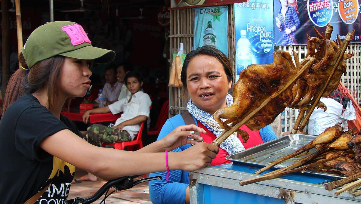 BBQ, Siem Reap