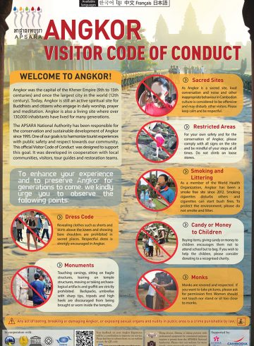 Angkor: Code of Conduct