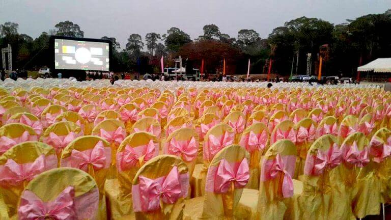 """""""First They Killed My Father"""" – Angelina Jolie, Film premiere in Siem Reap"""