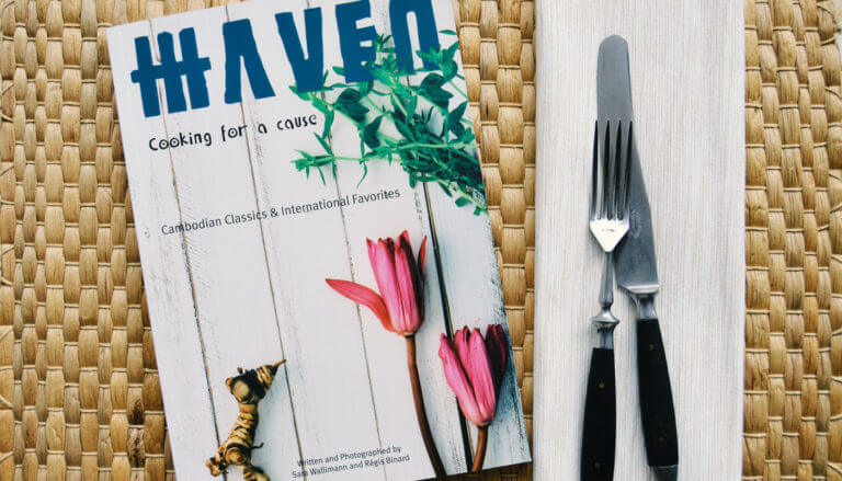 Heavenly – The Haven cookbook with recipes from the Cambodian Cuisine