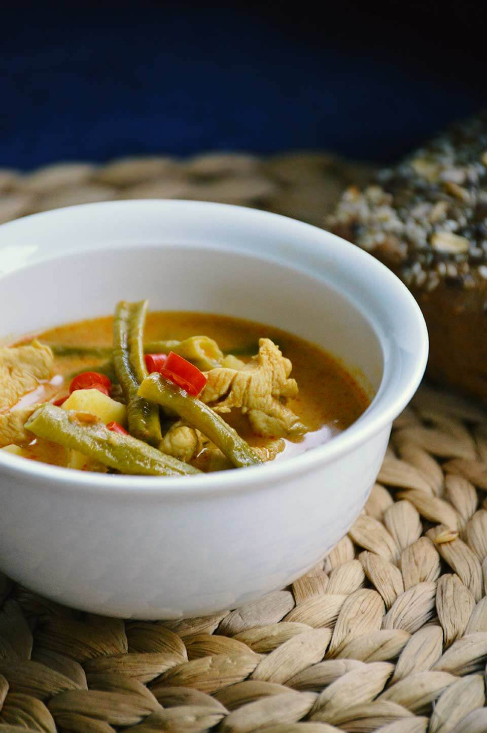 Khmer Curry - Recipe from the Haven cookbook