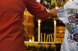 Candles: Pchum Ben