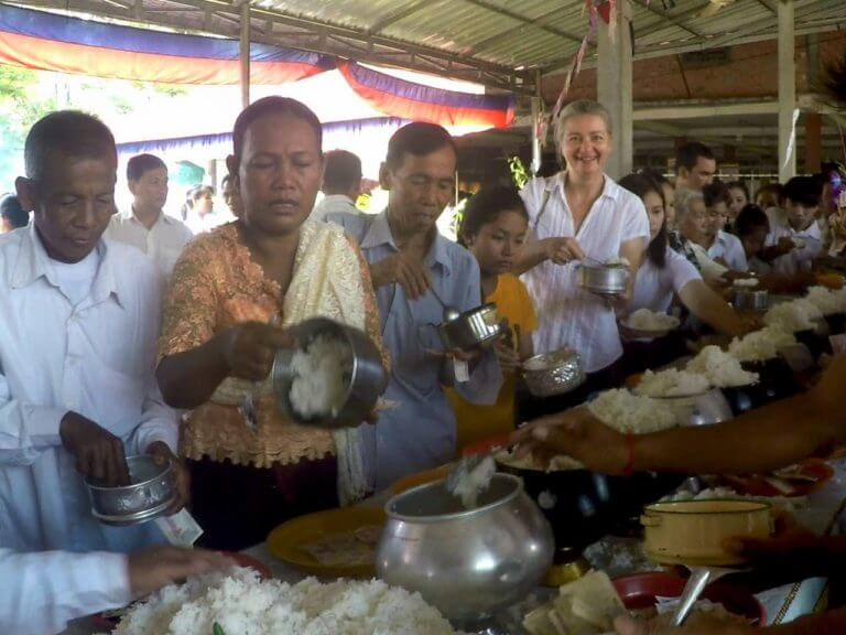 Pchum Ben in Cambodia – my Experiences