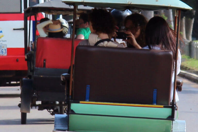 Tuk Tuk driving in Siem Reap – everything you need to know