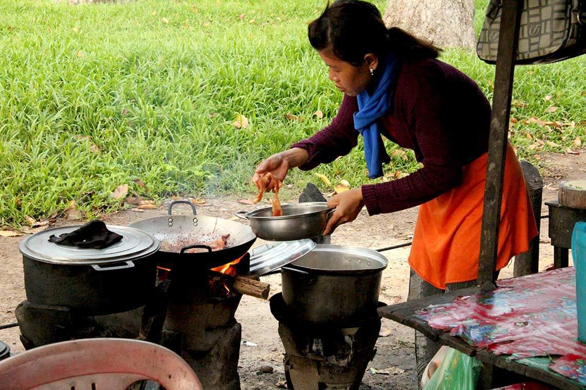 Streetfood Restaurant - Angkor Park