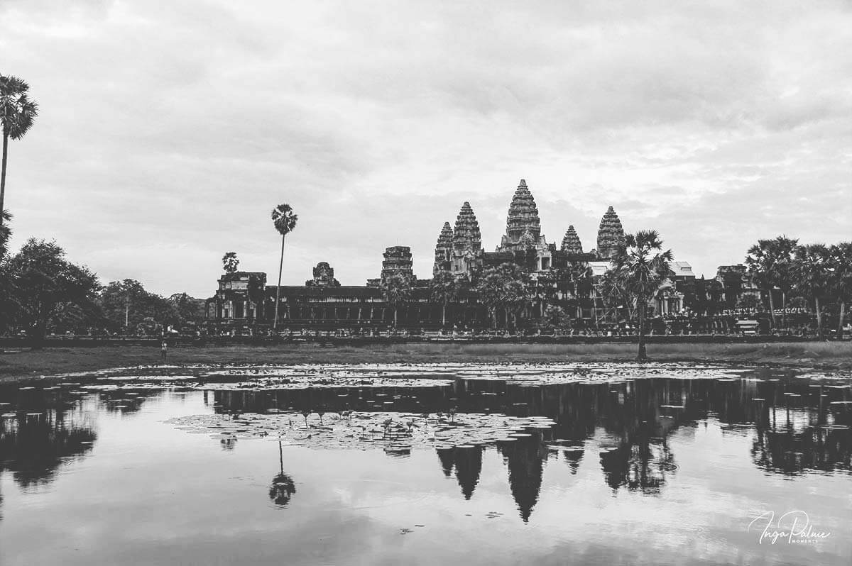 Angkor Wat sunrise - SW
