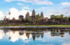Angkor Wat in the afternoon