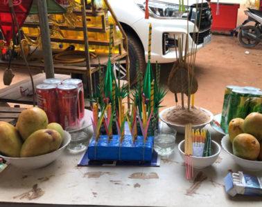 Khmer New Year 2020 - Gifts for Angel Korak Tevy