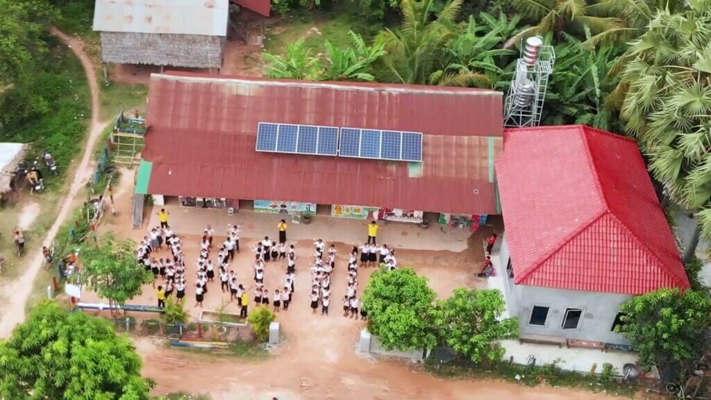 School All for Kids in SIem Reap